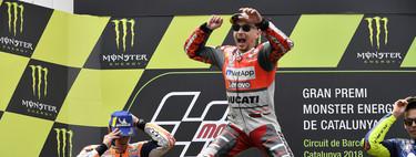 Jorge Lorenzo, la sonrisa falsa en Ducati y la cobra a Claudio Domenicalli