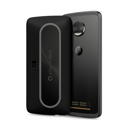 Moto Smart Speaker Alexa Moto Z 2