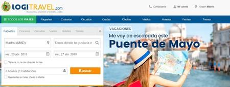 ¿Buscas ofertas para el puente de mayo? En Logitravel puedes encontrar unas buenas vacaciones por menos de 150 euros por persona