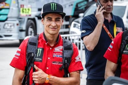 Nacho Cornejo Hrc Honda Dakar 2018