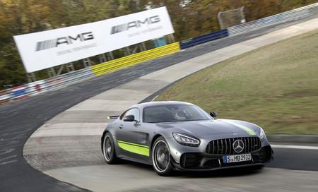 El Mercedes-AMG GT R PRO ya tiene su tiempo en Nürburgring, y aquí está el vídeo onboard