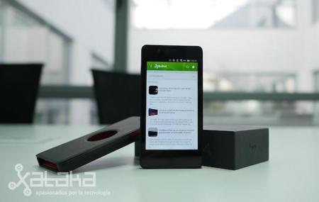 El Ubuntu Phone de bq llegará a los catálogos de operadores, amena.com en España
