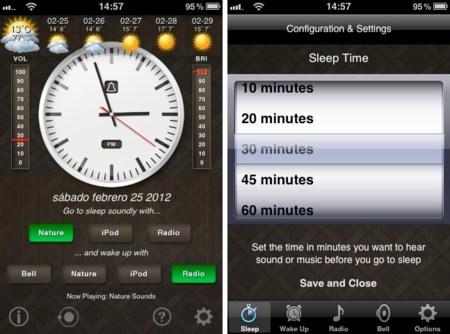 Good Morning! para iOS, te ayudará a dormir y te llenará de buen rollo al despertarte