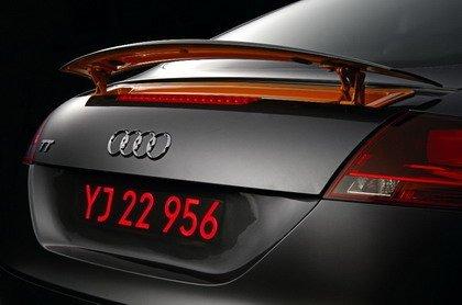 Detalles de diseño para el Audi TT desde Dinamarca