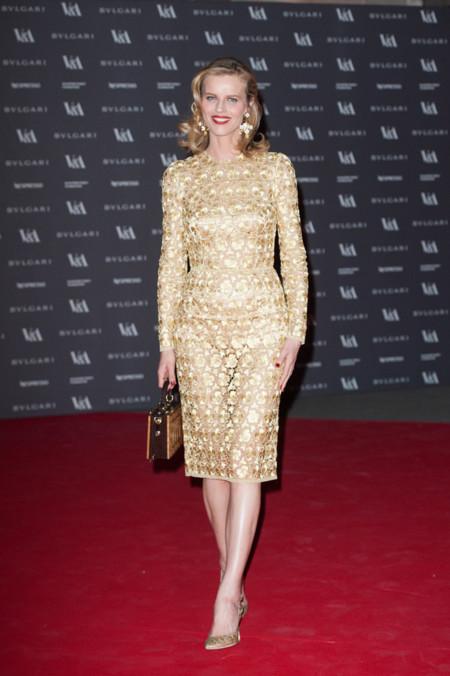 Eva herzigova The Glamour of Italian Fashion