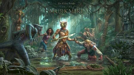 The Elder Scrolls Online: Murkmire abre sus puertas en PC y Mac, y en noviembre lo hará en consolas