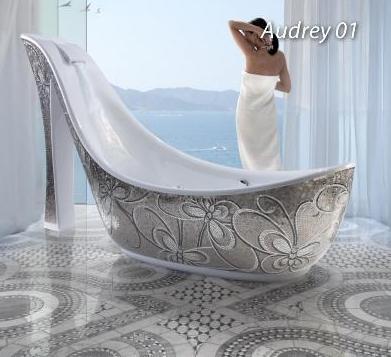 Bañera Audrey 1