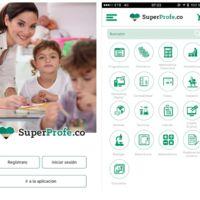 SuperProfe una app para encontrar profesores virtuales y a domicilio