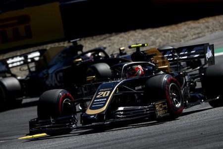 Grosjean Austria F1 2019