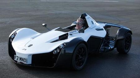El BAC Mono se sitúa segundo en el trazado de Top Gear