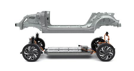 Hyundai plataforma coche eléctrico e-GMP apple car