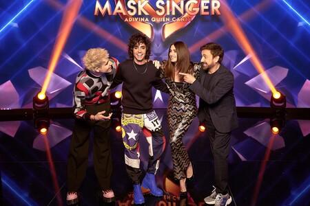 'Mask Singer': Antena 3 desvela la fecha de estreno de la segunda edición del popular concurso musical