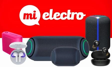 Ofertas en sonido en MiElectro: regalar altavoces y auriculares estas navidades sale mucho más barato con estos descuentos
