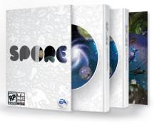 Desvelada la Galactic Edition de 'Spore'