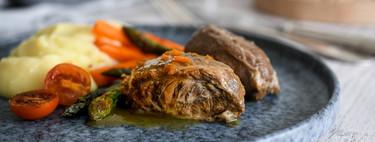 Cómo conseguir unas carrilleras de cerdo (o ternera) tiernas y deliciosas, receta con vídeo incluido