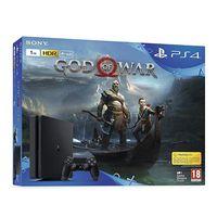 La PS4 Slim de 1 TB con el juego del momento, God Of War, 60 euros más barata en el Super Weekend de eBay