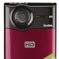 Kodak Zi8 HD, mejor videocámara compacta de 2009