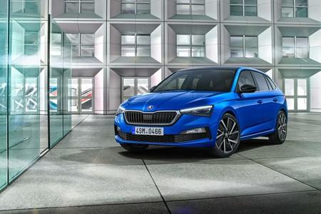 El Škoda Scala tiene plataforma de Ibiza, talla de Golf y la ambición de un A3