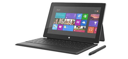 La nueva Surface 2 puede llegar en un par de meses, integrando el nuevo Intel Haswell