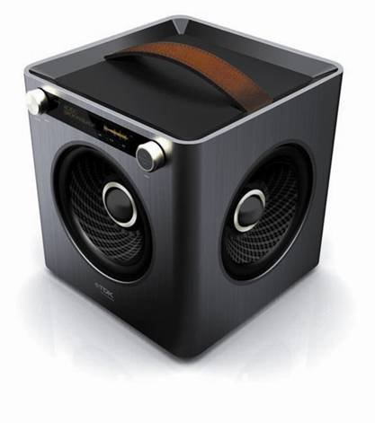 TDK Soundcube, sonido 360º