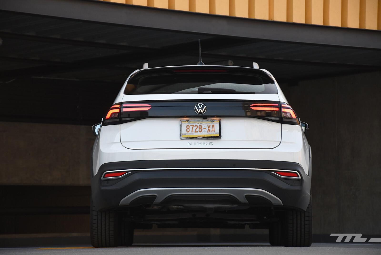 Foto de Volkswagen Nivus (prueba) (12/32)