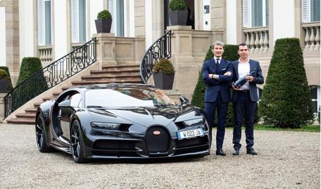 Bugatti Champagne Carbon 2