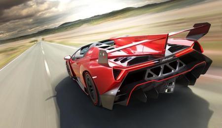 Lamborghini Veneno Roadster, nuevas imágenes oficiales