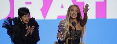 JLo y Cardi B juntas en la película 'Hustlers': serán dos bailarinas de striptease de Nueva York