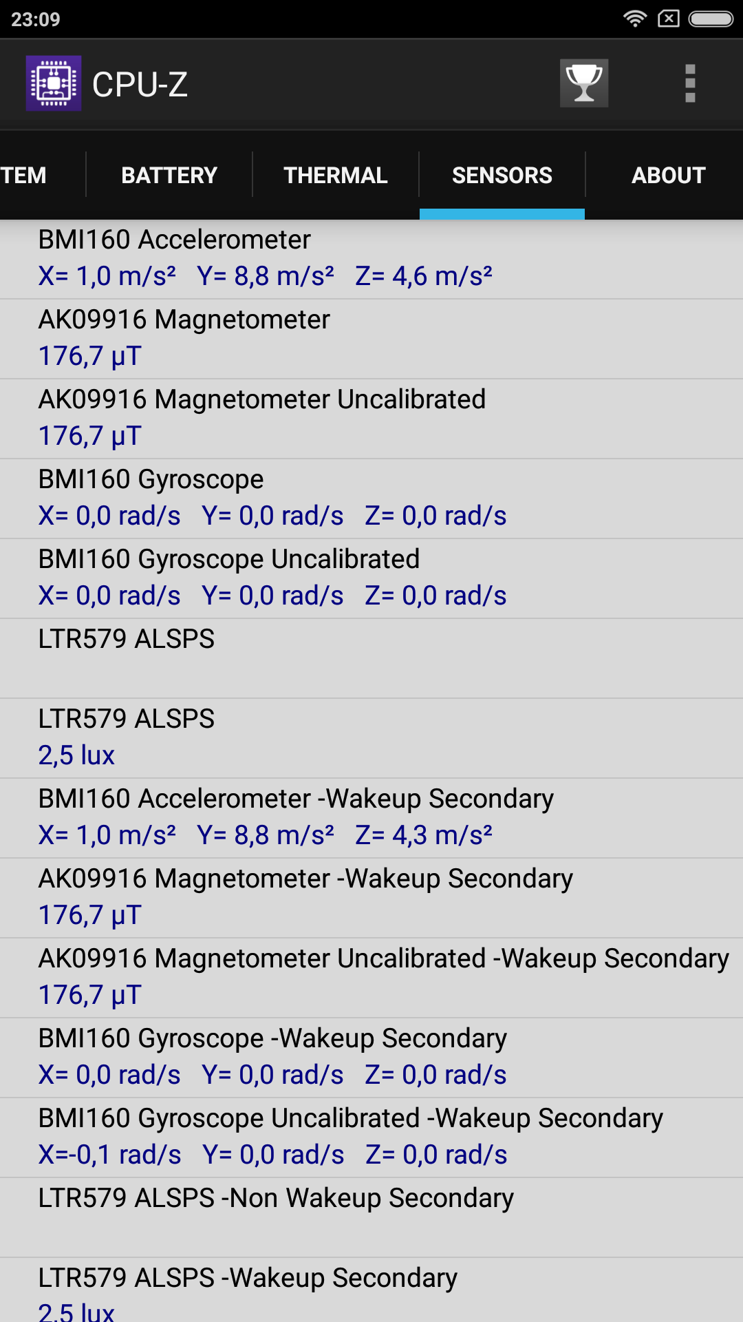 Foto de Xiaomi Mi Max, benchmarks (9/34)