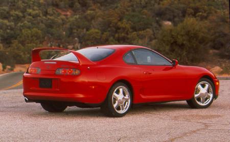 Toyota Supra Turbo de 1998