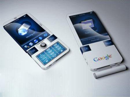 Vuelven los rumores sobre el teléfono de Google