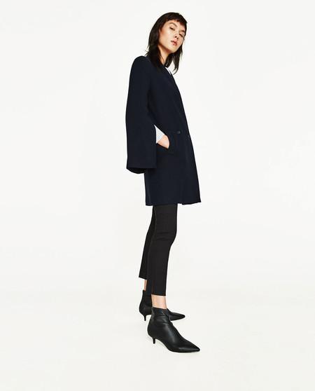Clon Valentino Resort 2017 Blazer Negra Zara
