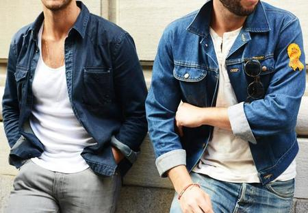 Denim sobre Denim: el match perfecto para la primavera