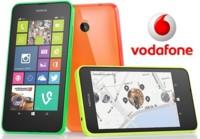 Precios Nokia Lumia 635 con Vodafone y comparativa con Orange