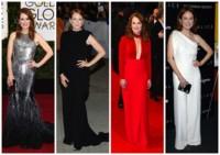 Julianne Moore Looks Pre Oscar 2015