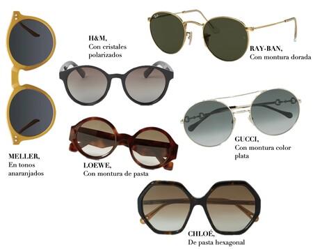 Gafas Sol Verano 2021 Redondas