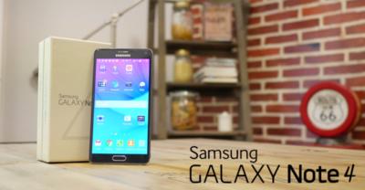 Samsung Galaxy Note 4, análisis