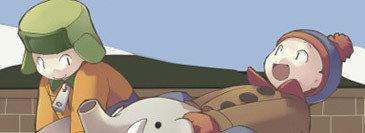 ¿Cómo sería South Park si fuera anime?