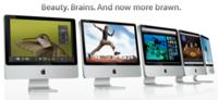 Apple actualiza los iMac con procesadores más rápidos