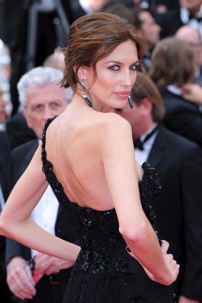 El espectacular look de Nieves Alvarez en el Festival de Cannes