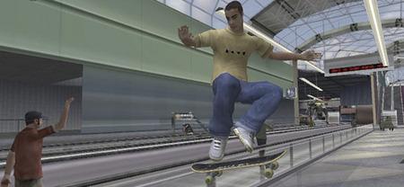 Superando 'Tony Hawk's Pro Skater 3' en menos de cuatro minutos