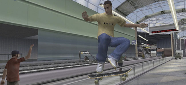 Tony Hawk 3 speedrun