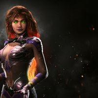 Injustice 2: Starfire pondrá el broche al Fighter Pack en agosto, y aquí tienes su tráiler de presentación