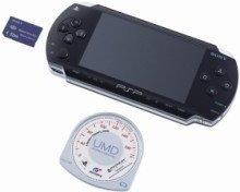 Películas porno para PSP en Japón