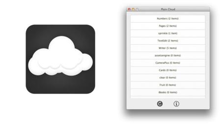 Plain Cloud, accede a todos tus archivos de iCloud