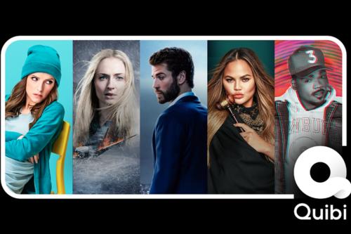 Quibi: cómo la reproducción en vertical del Netflix para móviles afecta a la narrativa de sus series