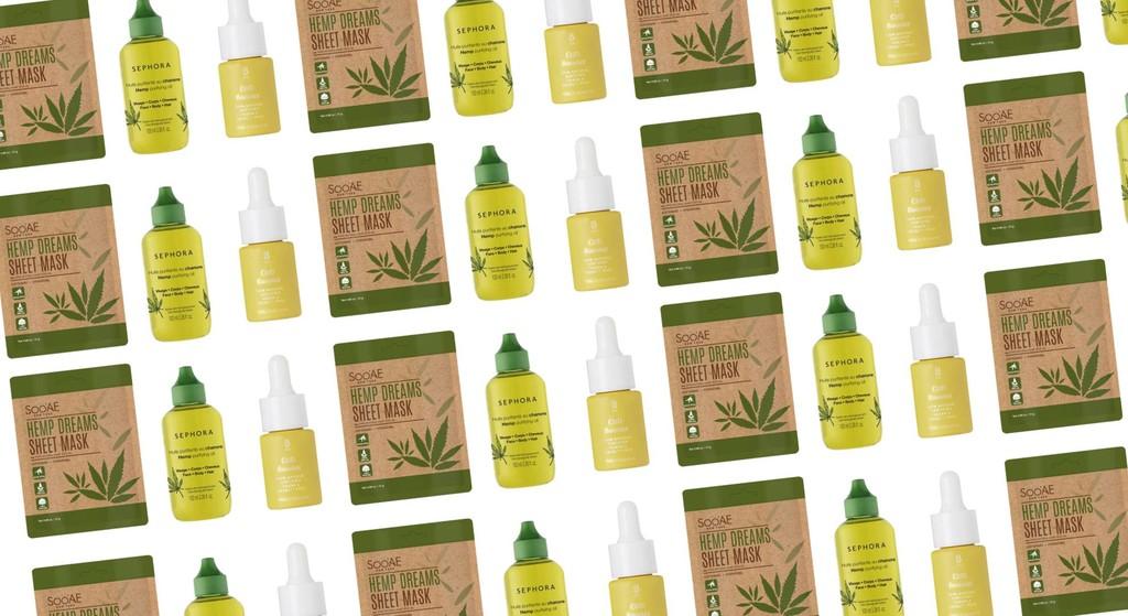 Me resistía a probar los productos de belleza de cannabis sin embargo he revelado estos 3 que tienen y me encantan