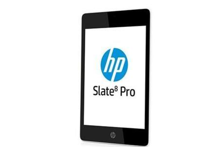 HP Slate 8 Pro, nuevo tablet Android de HP con Tegra 4 que lucha de tú a tú con iPad mini
