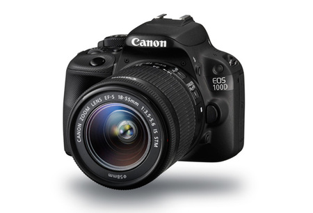 Canon EOS 100D Objetivos