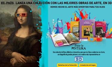 """""""Érase la pintura"""", colección para niños sobre arte"""